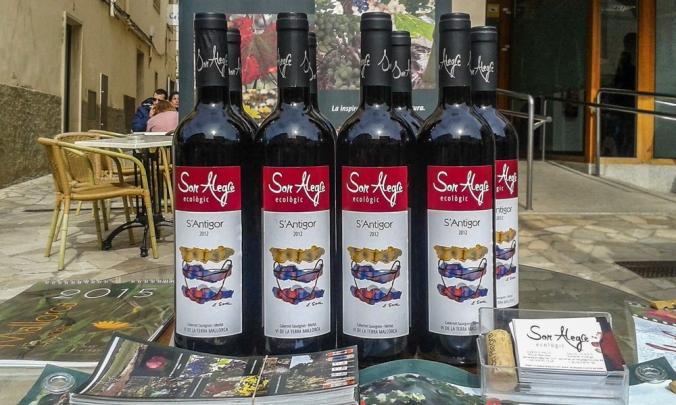 Son Alegre Santanyí - S;Antigor Negre 2012 - Mallorca