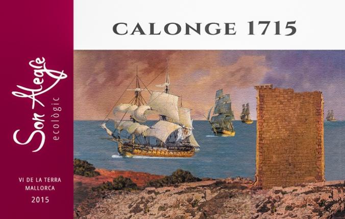 Son Alegre Calonge 1715
